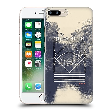 Official Florent Bodart Landscapes Quietude Hard Back Case For Apple Iphone 7 Plus