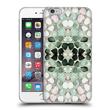 Official Amy Sia Kaleidoscope 2 Pastel Pebble Soft Gel Case For Apple Iphone 6 Plus / 6S Plus