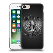 Official Def Leppard Design Rock Of Ages Soft Gel Case for Apple iPhone 7