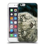 Official Chuck Black Big Cats Calm Before The Storm Soft Gel Case for Apple iPhone 6 Plus / 6s Plus