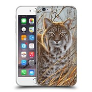 Official Chuck Black Big Cats Always Watching Soft Gel Case for Apple iPhone 6 Plus / 6s Plus