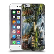 Official Chuck Black Cabin As Autumn Approaches Soft Gel Case for Apple iPhone 6 Plus / 6s Plus