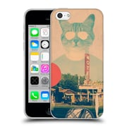 Official Ali Gulec With Attitude Cool Cat Soft Gel Case For Apple Iphone 5C