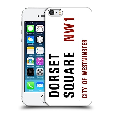 Official City Of Westminster Street Signs Dorset Square Hard Back Case For Apple Iphone 5 / 5S / Se