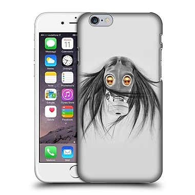 Official Graham Bradshaw Illustrations Gas Hard Back Case For Apple Iphone 6 / 6S