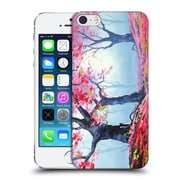 Official Graham Gercken Trees Blossom Tree Hard Back Case For Apple Iphone 5 / 5S / Se