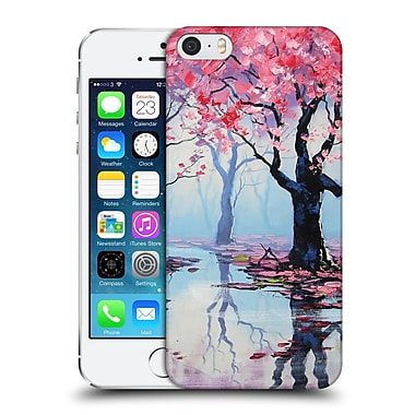Official Graham Gercken Trees Blossom Tree Reflections Hard Back Case For Apple Iphone 5 / 5S / Se