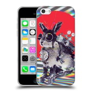 Official Ali Gulec With Attitude Time Traveller Soft Gel Case For Apple Iphone 5C