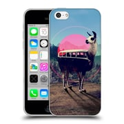 Official Ali Gulec With Attitude Llama Soft Gel Case For Apple Iphone 5C