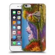 Official Chuck Black Cabin Autumn's Perfection Soft Gel Case for Apple iPhone 6 Plus / 6s Plus