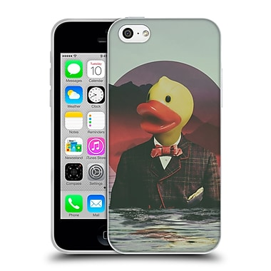 Official Ali Gulec With Attitude Rubber Ducky Soft Gel Case For Apple Iphone 5C