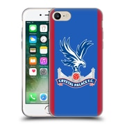 Official Crystal Palace FC 2016/17 Players KitHome Soft Gel Case for Apple iPhone 7