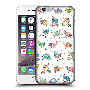 Official Turnowsky Pool Party Topsy Turtles Hard Back Case For Apple Iphone 6 / 6S