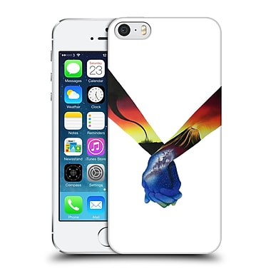 Official Graham Bradshaw Illustrations Hands Hard Back Case For Apple Iphone 5 / 5S / Se