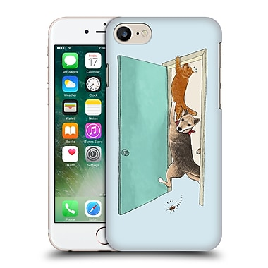 Official Tummeow Cats 3 Cockroach Hard Back Case For Apple Iphone 7