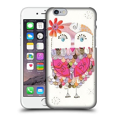 Official Turnowsky Mille Feuille Owlette Hard Back Case For Apple Iphone 6 / 6S
