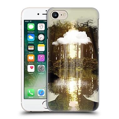 Official Vin Zzep Double Exposure Brain Rain Hard Back Case For Apple Iphone 7