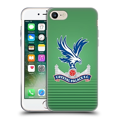 Official Crystal Palace FC 2016/17 Players Kit GK Away Soft Gel Case for Apple iPhone 7