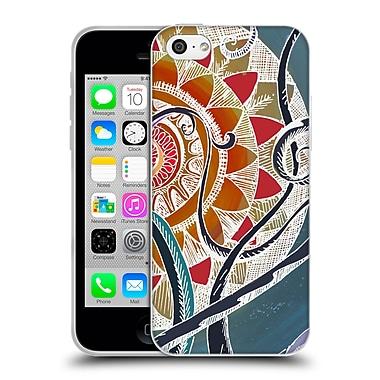 Official Brenda Erickson Mandalas Lotus Soft Gel Case For Apple Iphone 5C