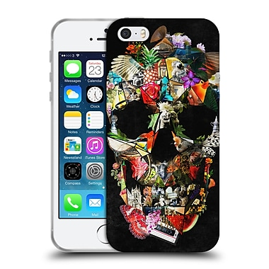 Official Ali Gulec The Message Fragile Soft Gel Case For Apple Iphone 5 / 5S / Se
