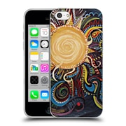 Official Brenda Erickson Moon Coyote Soft Gel Case For Apple Iphone 5C