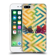 Official Angelo Cerantola Animals You And Me Both Soft Gel Case For Apple Iphone 7 Plus