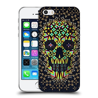 Official Ali Gulec The Message Skull 2 Soft Gel Case For Apple Iphone 5 / 5S / Se