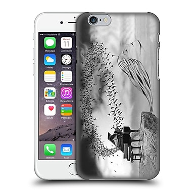 Official Graham Bradshaw Illustrations Songbird Hard Back Case For Apple Iphone 6 / 6S