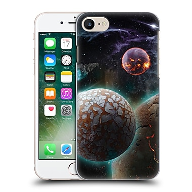 Official Vin Zzep Space Deep Flare Hard Back Case For Apple Iphone 7
