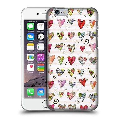 Official Turnowsky Nitz Natz Love Hearts Hard Back Case For Apple Iphone 6 / 6S