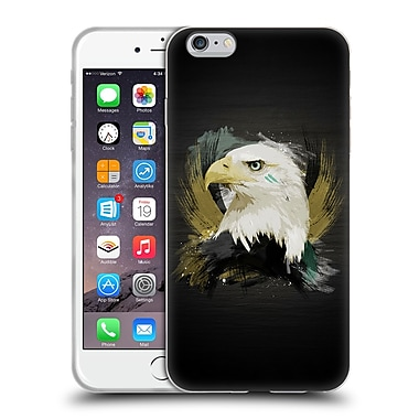 Official Aron Art Animals Eagle Soft Gel Case For Apple Iphone 6 Plus / 6S Plus