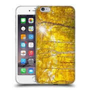 Official DARREN WHITE FALL COLOURS Tree Fire Soft Gel Case for Apple iPhone 6 Plus / 6s Plus