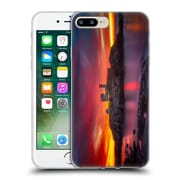 Official Darren White Sunrises and Sunsets Over Nubble Light Soft Gel Case for Apple iPhone 7 Plus