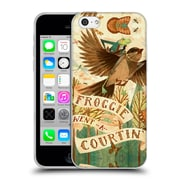 Official Anne Lambelet Fiction Froggie Went A Courtin Soft Gel Case For Apple Iphone 5C