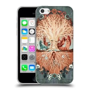Official Anne Lambelet Eerie Weirwood Soft Gel Case For Apple Iphone 5C