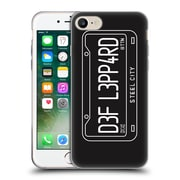 Official Def Leppard Design Steel City Soft Gel Case for Apple iPhone 7