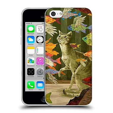 Official Anne Lambelet Fiction Choosing Soft Gel Case For Apple Iphone 5C