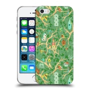 Official Anne Lambelet Patterns Birdhouse Soft Gel Case For Apple Iphone 5 / 5S / Se