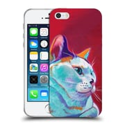 Official DAWGART CATS Pixie Girl Soft Gel Case for Apple iPhone 5 / 5s / SE
