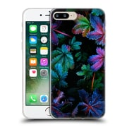 Official DARREN WHITE WILD FLOWER Plants and Blooms Frosty Fall Soft Gel Case for Apple iPhone 7 Plus