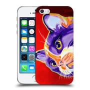 Official DAWGART CATS Issa Soft Gel Case for Apple iPhone 5 / 5s / SE