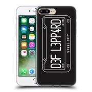 Official Def Leppard Design Steel City Soft Gel Case for Apple iPhone 7 Plus