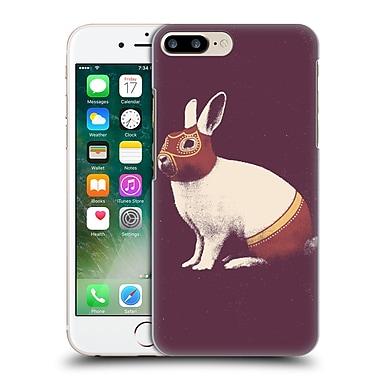 Official Florent Bodart Animals Rabbit White Westler Hard Back Case For Apple Iphone 7 Plus