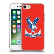 Official Crystal Palace FC The Eagles Red Soft Gel Case for Apple iPhone 7