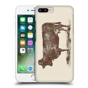 Official Florent Bodart Animals 2 Cow Cow Nut Hard Back Case For Apple Iphone 7 Plus
