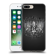 Official Def Leppard Design Rock Of Ages Soft Gel Case for Apple iPhone 7 Plus