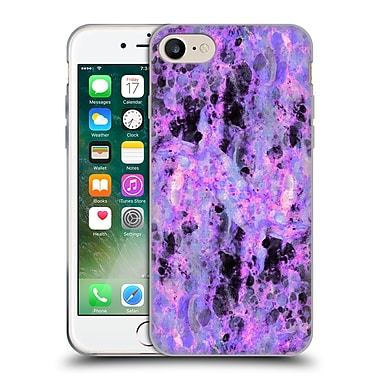 Official Amy Sia Flux Purple Soft Gel Case For Apple Iphone 7
