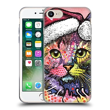 Official Christmas Mix Pets Dean Russo Cat Soft Gel Case for Apple iPhone 7
