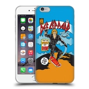 Official Def Leppard Design Women Of Doom Soft Gel Case for Apple iPhone 6 Plus / 6s Plus