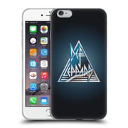Official Def Leppard Logo Triangle Soft Gel Case for Apple iPhone 6 Plus / 6s Plus
